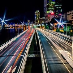City of Lights - Brisbane  http://www.queenslandholidays.com.au/destinations/brisbane/brisbane_home.cfm #thisisqueensland
