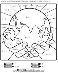 Free Printable Earth Day Worksheets for Kids - Preschool and Kindergarten Free Printable Earth Day Worksheets for Kids – Preschool and Kindergarten Earth Day Worksheets, Earth Day Activities, Worksheets For Kids, Math Activities, Addition Worksheets, Math Worksheets, Comprehension Worksheets, Printable Worksheets, Reading Comprehension