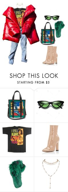 """#254"" by jaehunny ❤ liked on Polyvore featuring Balenciaga, Lilly e Violetta and Charlotte Russe"