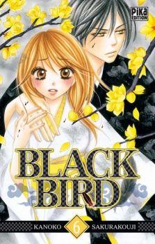 Couverture Black Bird, tome 06