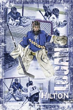 I can create a custom hockey sports poster of your child using your photos. View and order yours at http://anythingphotos.com/projects/photos/sports