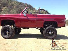 1973 Chevrolet Blazer K5 4x4