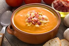 Cheeseburger Chowder, Cantaloupe, Recipes, Bar, Baked Vegetables, Soup Recipes, Recipes With Vegetables, Beverages, Kids Pasta