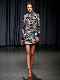 Shop designer fashion at Mary Katrantzou. Discover a world of prints, textures and unique designs and shop the latest collections. Mary Katrantzou, African Fashion Dresses, Dress Patterns, Pattern Dress, Ready To Wear, Women Wear, Spring Summer, Couture, Womens Fashion