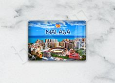 Spain, Malaga Series - fridge magnets, epoxy magnets, customized orders from Besgen Incorporate #backhome #fridgemagnets #magnets #traveldiaries #lovelylife #gifts #giftshop #photoholder #magnet #giftingideas #giftingsolutions #quirkygoods #malaga #spain