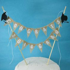 Custom Graduation Cake topper for carolcairns3 by Hartranftdesign