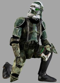 Commander Gree - A clone commander who is killed by Yoda in Revenge of the Sith during Order 66. He served under Jedi master Luminara Unduli in the Clone Wars.