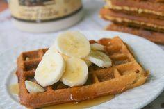 Waffles (Made from Friendship Bread Starter)