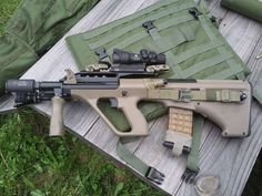 Another bullpup I want.