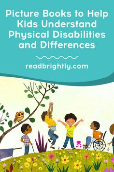 Books that show respectful and accurate representation can help parents and educators start discussions with kids about all kinds of physical differences. Chelsea Clinton, Feeling Excited, Adhd Kids, Play Soccer, Help Kids, Playing Guitar, Higher Education, Disability, True Stories