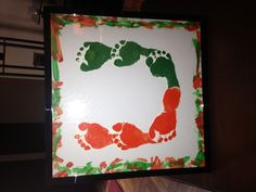 Miami Hurricanes Logo with footprints!