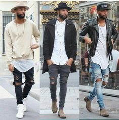 Rugged street wear