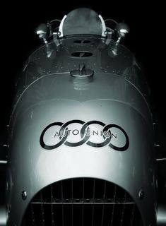 Auto Union, one of the rarest and most famous Audi of all time