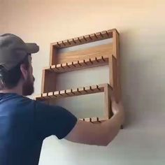 Teds Woodworking® - Woodworking Plans & Projects With Videos - Custom Carpentry Easy Woodworking Projects, Woodworking Videos, Woodworking Tools, Youtube Woodworking, Workshop Storage, Shop Organization, Wood Tools, Wood Working For Beginners, Project Projects