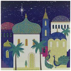 Buy John Lewis Bethlehem Charity Christmas Cards, Pack of 6 Online at johnlewis.com