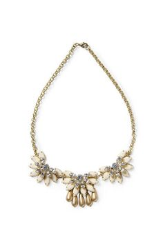 Tinley Road Half Flower Necklace
