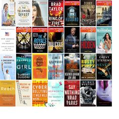 """Wednesday, January 11, 2017: The Sandown Public Library has five new bestsellers, one new audiobook, and 27 other new books.   The new titles this week include """"Food, Health and Happiness: On Point Recipes for Great Meals and a Better Life,"""" """"The Telomere Effect: The New Science of Living Younger,"""" and """"Talking as Fast as I Can: From Gilmore Girls to Gilmore Girls, and Everything in Between."""""""