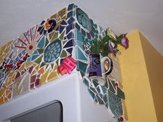 kitchen soffit 6 by patti and terry, via Flickr