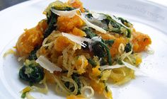 Spinach & Squash Recipe