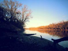 Along the Cedar River taken by Sarah Rich