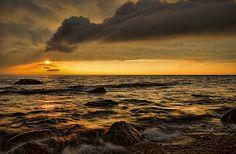 Block Island Sunset   #VisitRhodeIsland
