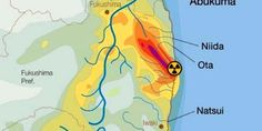 Radiation Along Fukushima Rivers Up to 200 Times Higher Than Pacific Ocean Seabed via @EcoWatch http://rbl.ms/29S1dDJ