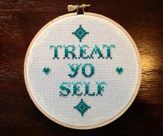 For anyone who deserves a special something. | 23 Embroideries That Totally Get You