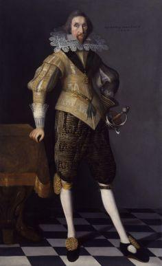 1628--James Hay (Lord Carlisle), made Lord Proprietor  of Barbados by King Charles I
