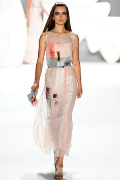 Carolina Herrera NYFW Spring/Summer 2013