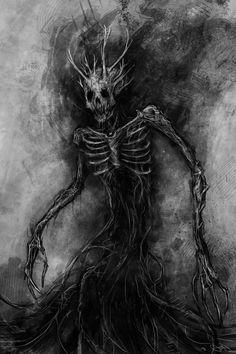 Enslaved Undead Spirit by *Eemeling on deviantART