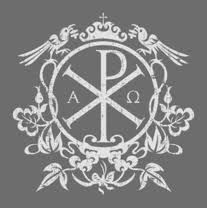 Chi Rho.. love this. Wonder if mine is too small to add all the details