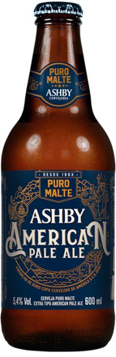 Ashby American Pale Ale