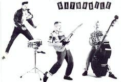 batmobile Psychobilly Bands, Psychobilly Style, Teenage Werewolf, Batmobile, Retro Outfits, Rock N Roll, Rockabilly, Surfing, Horror