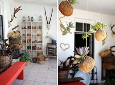 Shop Interiors, Ladder Decor, South Africa, Tatting, Vintage, Home Decor, Style, Swag, Decoration Home