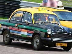 Ambassador Is The Best Taxi In The World.