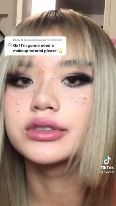 Aesthetic Makeup, Makeup Looks, Make Up, Musica, Makeup Aesthetic, Make Up Looks