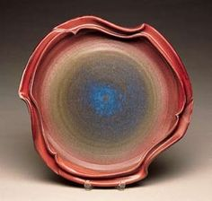 Get the glaze recipe for Blue Green/Copper Red Glaze, Cone 6 Oxidation or Reduction