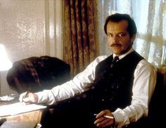 "Eugene O'Neill (Jack Nicholson) to Louise Bryant (Diane Keaton): ""You dream that if you discuss the revolution with a man before you go to bed with him, it'll be missionary work rather than sex."" -- from Reds (1981) directed by Warren Beatty"