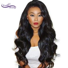 Human Hair Lace Wigs Lace Wigs Shd Brown Color 13*6 Lace Front Wigs With Baby Hair Pre Plucked Brazilian Remy Human Hair 360 Lace Frontal Wig Body Wave Wigs Large Assortment