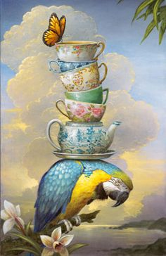 2headedsnake:  dailyartfixx.com Kevin Sloan - The Burden of Formality (2012)