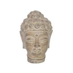 Balinese Buddha Head Ornament