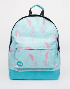 Mi-Pac Backpack in Pink Unicorn