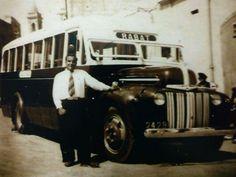 Malta Bus, Malta Island, Maltese, Antique Cars, Antiques, Trucks, Vintage Cars, Antiquities, Antique