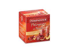 IPERCOOP, IPER - Tisana al melograno di Persia, 1.85 € [melograno di Persia, mela d'oriente, lime brasiliano, arancia mediterranea] #infuso #melograno #pompadour