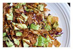 Thai Peanut Dressing From Cpk's Thai Crunch Salad Recipe