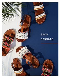 Lookbook Layout, Shoes Editorial, Shoe Poster, Pom Pom Sandals, Fashion Banner, Shoes Ads, Shoes Photo, Designer Sandals, Fashion Catalogue