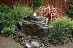 Stunning and creative diy inspirations for backyard garden fountains (16)