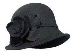 Resultado de imagem para como fazer chapeu de feltro