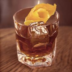 Ancho Old Fashioned     1 oz Milagro Silver Tequila     1 oz Ancho Reyes Ancho Chile Liqueur     .25 oz Rich simple syrup (two parts sugar, one part water)     3 dashes Angostura Bitters     2 dashes Angostura Orange Bitters  Garnish: Orange and lemon twists
