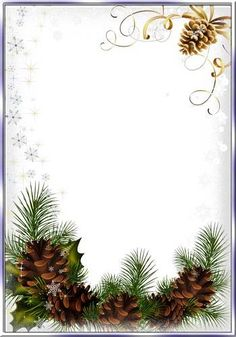 A set of photo frames - silver glitter snowflakes Christmas Border, Christmas Frames, Noel Christmas, Christmas Clipart, Christmas Background, Christmas Paper, Christmas Wallpaper, Christmas Printables, Christmas Pictures